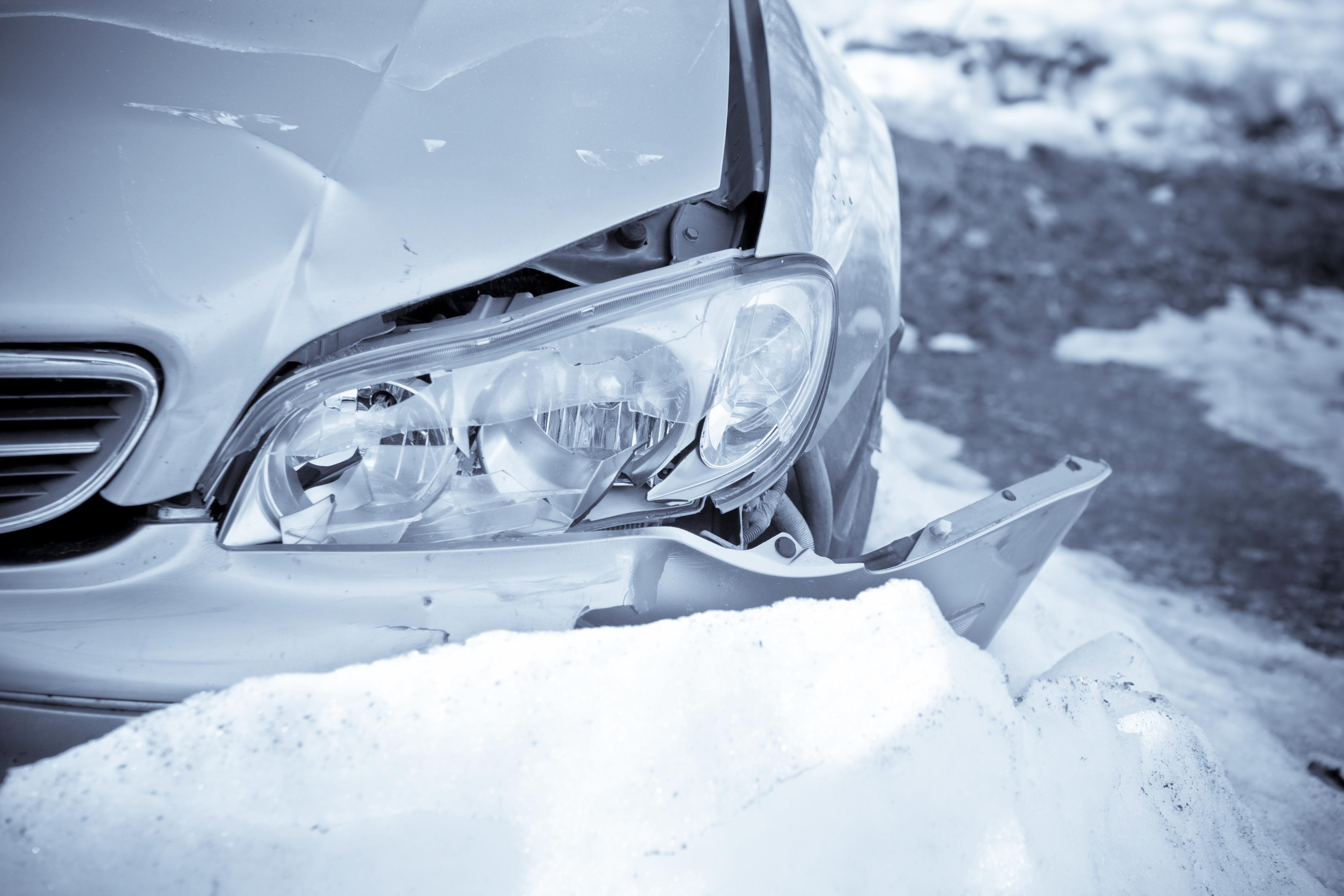 Philadelphia Car Snow and Ice Accident Lawyers